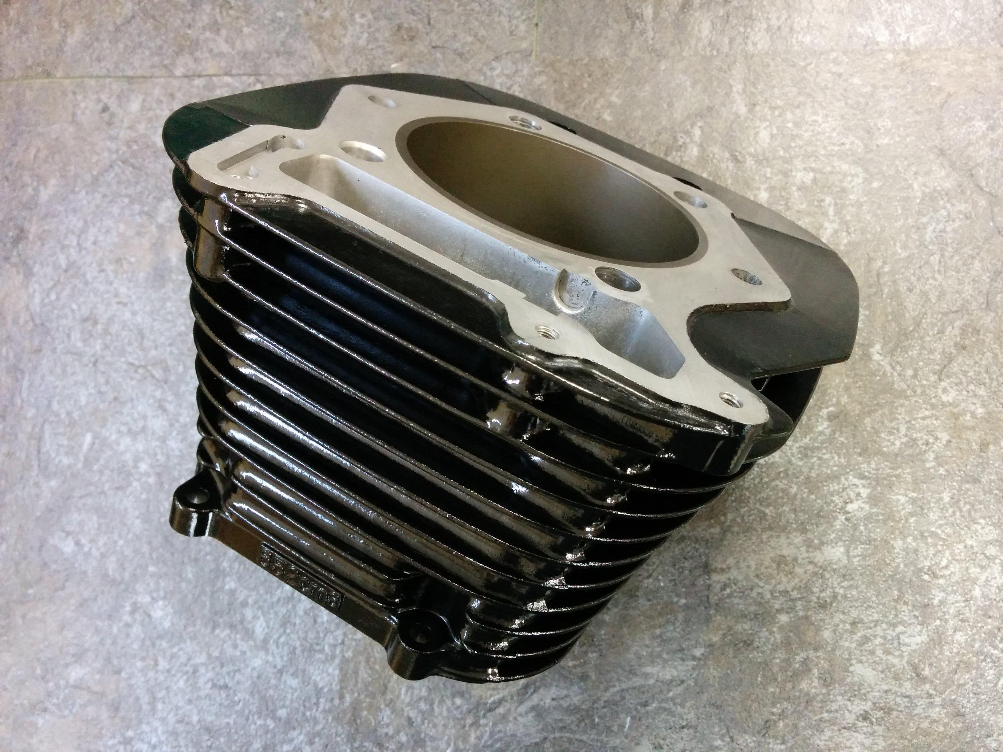 LS650シリンダー ガンコート