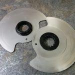 KR250S ロータリーディスク、ギアカム。