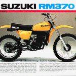 SUZUKI RM370