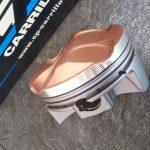 CP-Carrilloピストン ヘッド部の耐熱セラミックコーティング